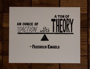 An Ounce of Action Print (1) - Doug Neill Etsy