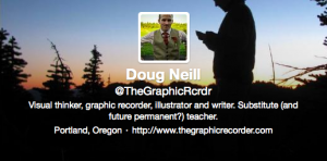 Doug Neill Twitter Profile After