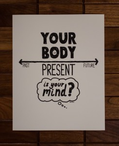 Your Body is Present Print (1) - Doug Neill