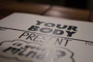Your Body is Present Print (2) - Doug Neill
