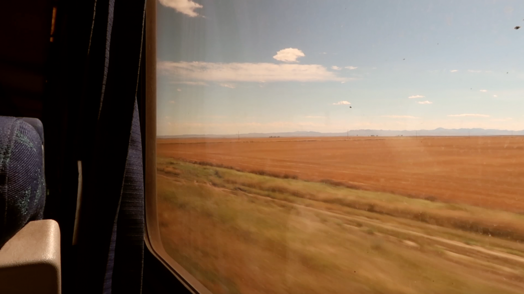 90 Hours On A Train - Doug Neill, travel, Portland, Chicago