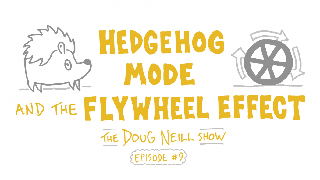 Hedgehog Mode & The Flywheel Effect - The Doug Neill Show - Episode #9